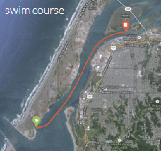 Coastal currents some people swim the bay for fun khum freeform radio humboldt county for Humboldt swimming pool schedule