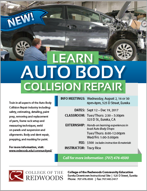 Local Body Shops >> Auto Body Collision Repair Class Khum Freeform Radio